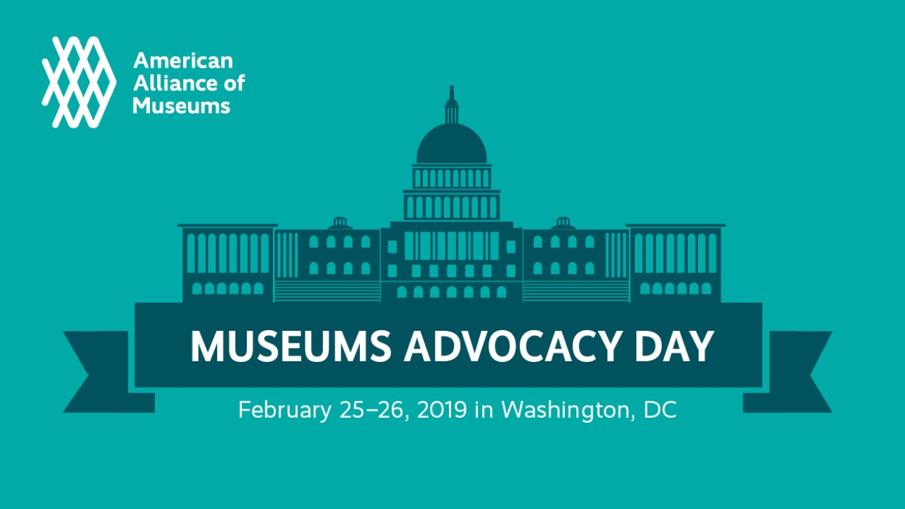 Museums Advocacy Day 2019